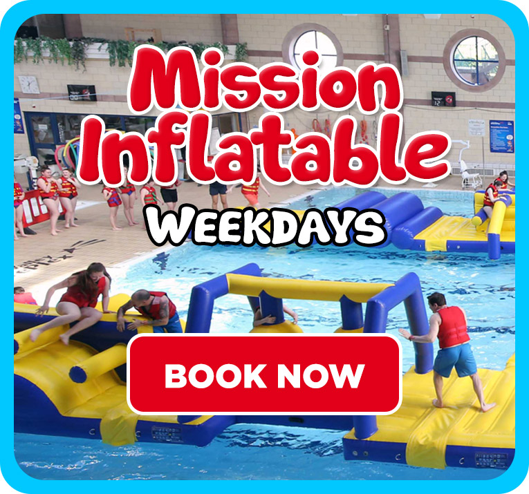 Mission Inflatable Weekdays