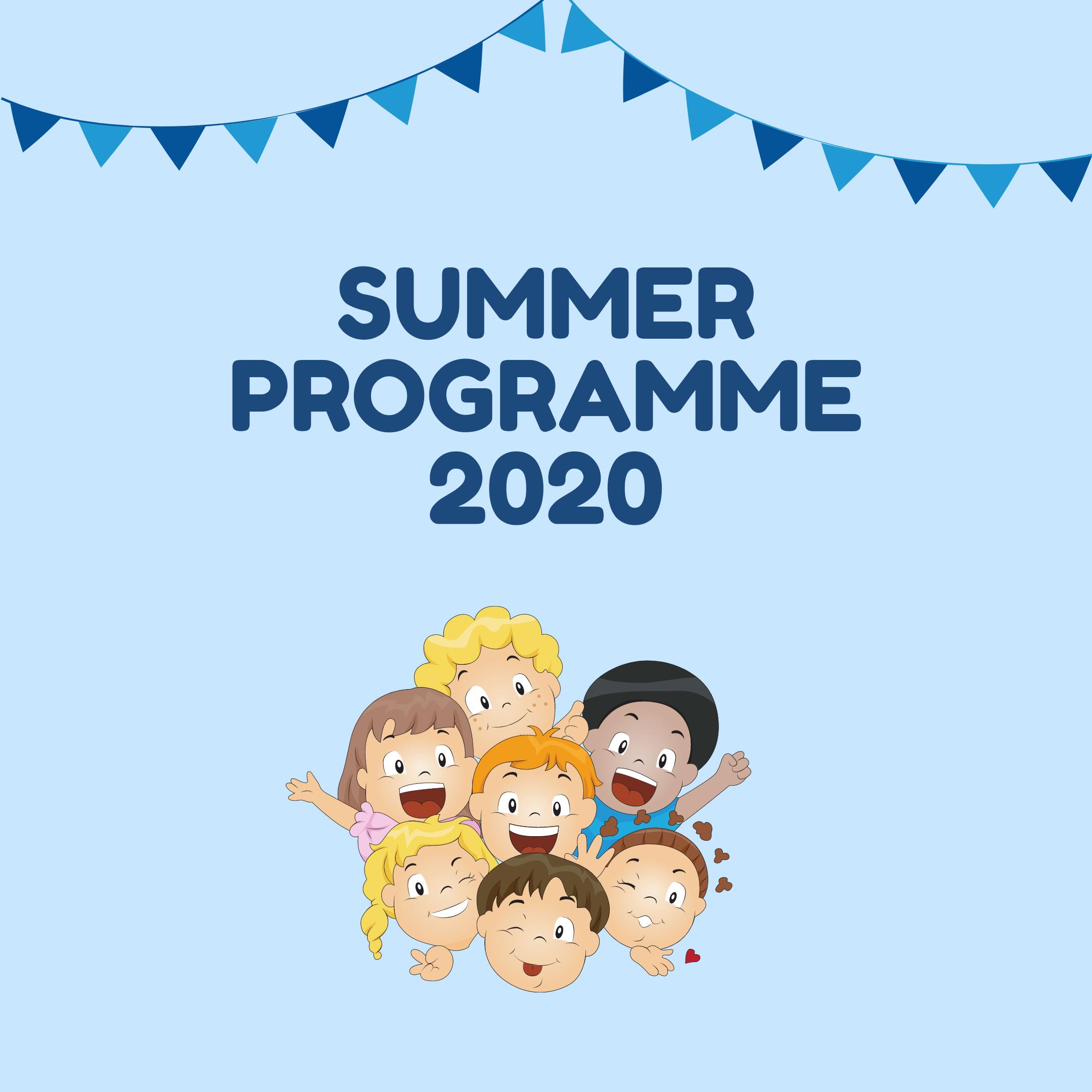 Summer Programme 2020
