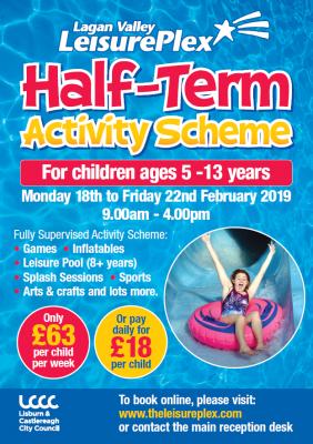 Half-Term Activity Scheme