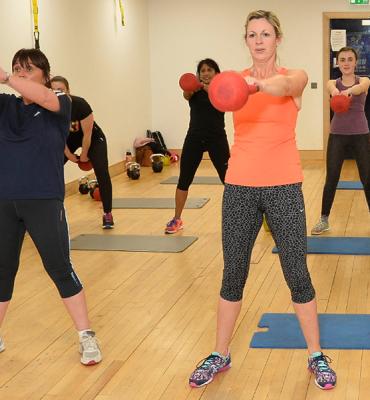 Vitality Health & Fitness