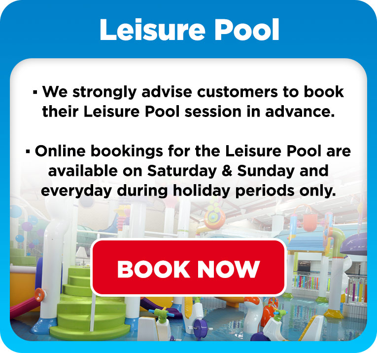 Leisure Pool Book Now