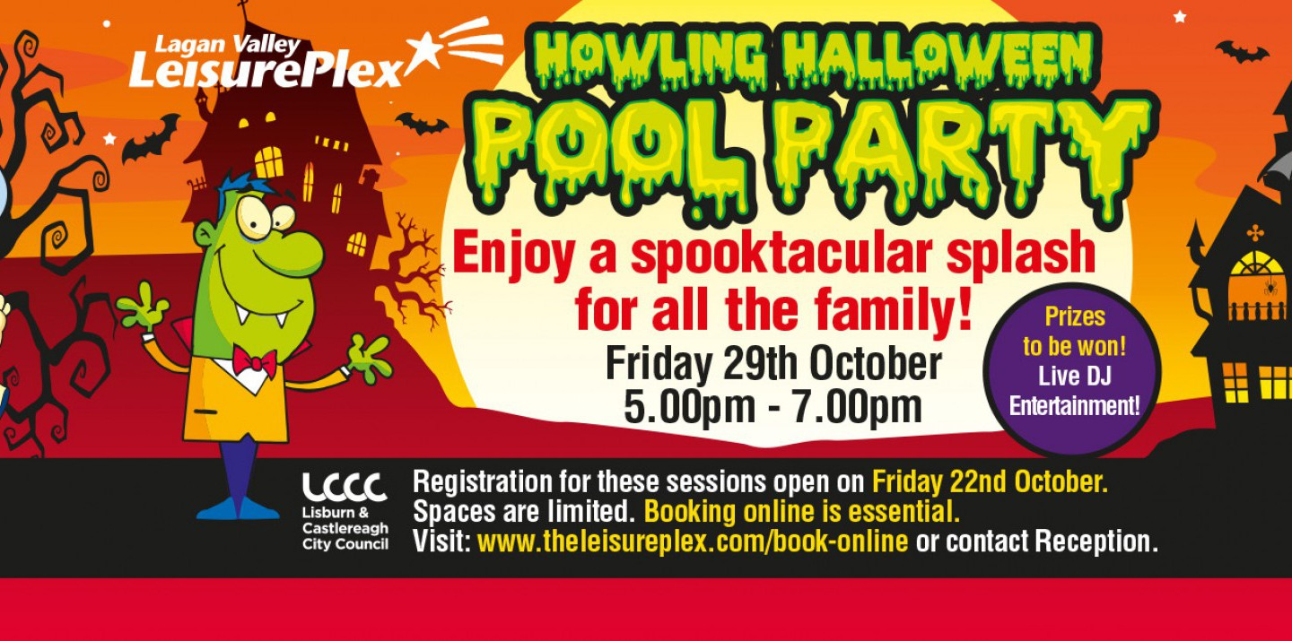 Haunting Pool Party