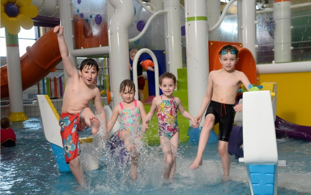 Lagan Valley LeisurePlex Gift Vouchers