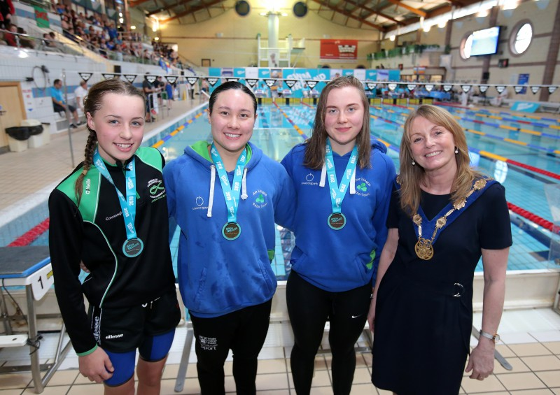 Irish National Swimming Event