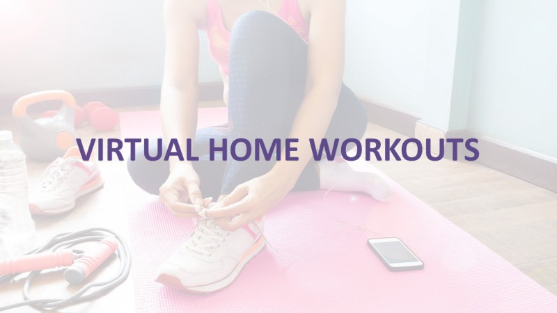 The Council's Virtual Home Workouts Prove Successful