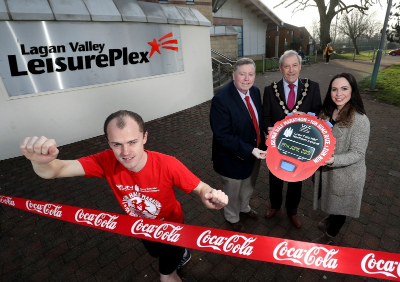 Launch of  Lisburn Half Marathon, 10K Road Race & Fun Run