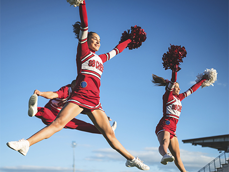 Incredibly Cool Events Cheerleading Competition 11 February 2018
