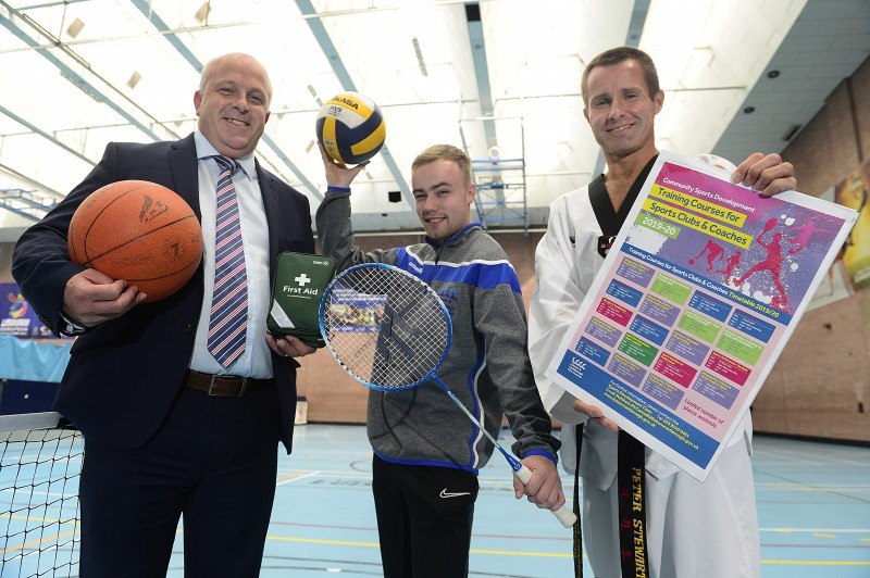 Council Launches Coach Education Programme