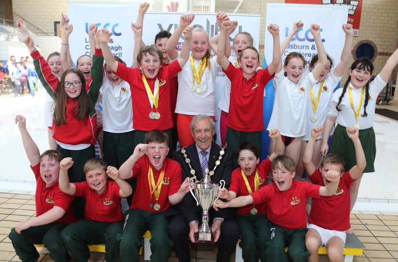 Local Primary Schools Make a Splash!