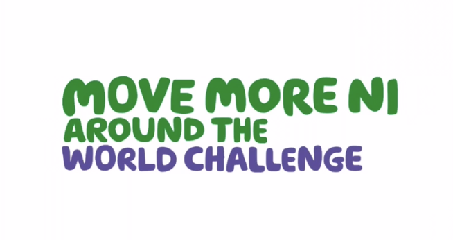 Move More Virtual Round the World Challenge