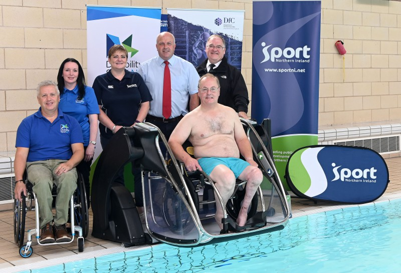 Disability Access Transformed with new Poolpod