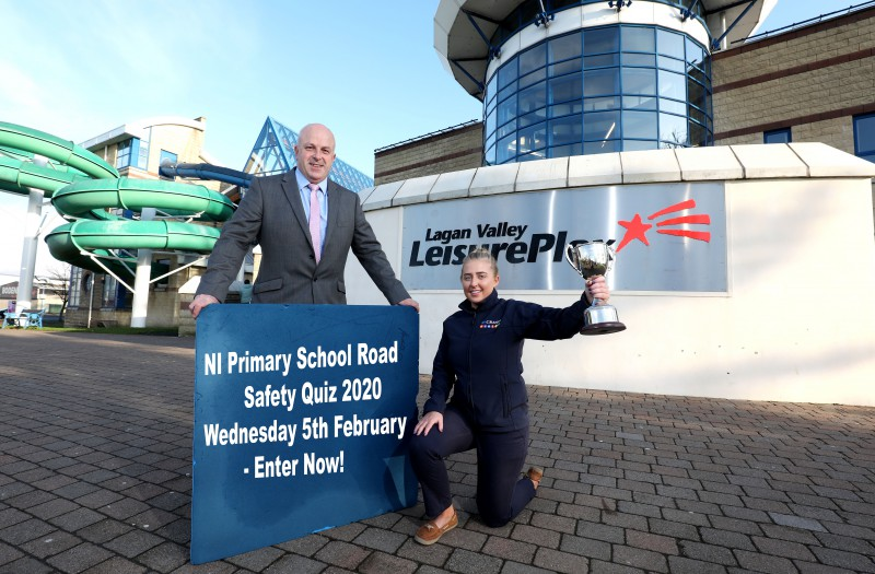 NI Primary School Road Safety Quiz - Call for Entries - Lisburn & Castlereagh area heat