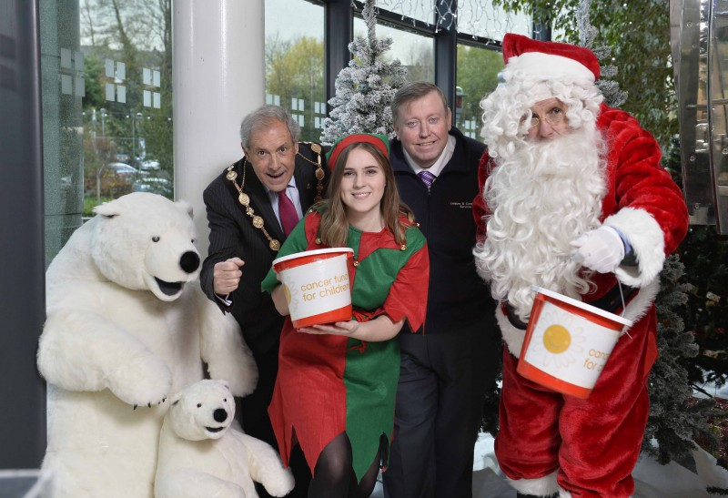 Dash, Dash, Dash at Lough Moss Leisure Centre's Santa Dash